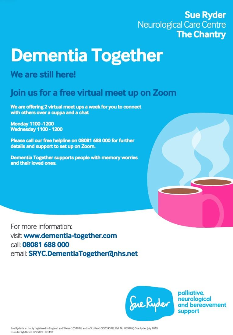 DEMENTIA TOGETHER
